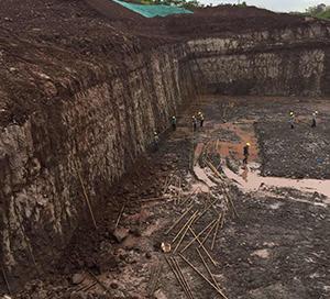 璧山土石方工程案例