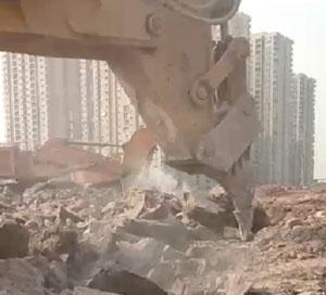 现场施工视频